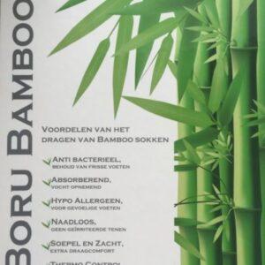 Bamboe Sokken dames