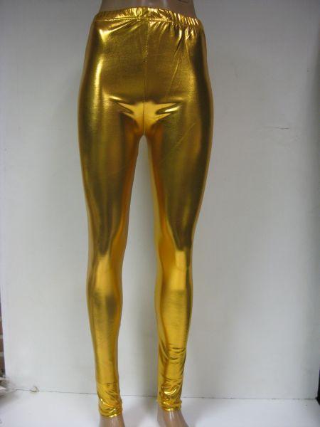 gouden legging