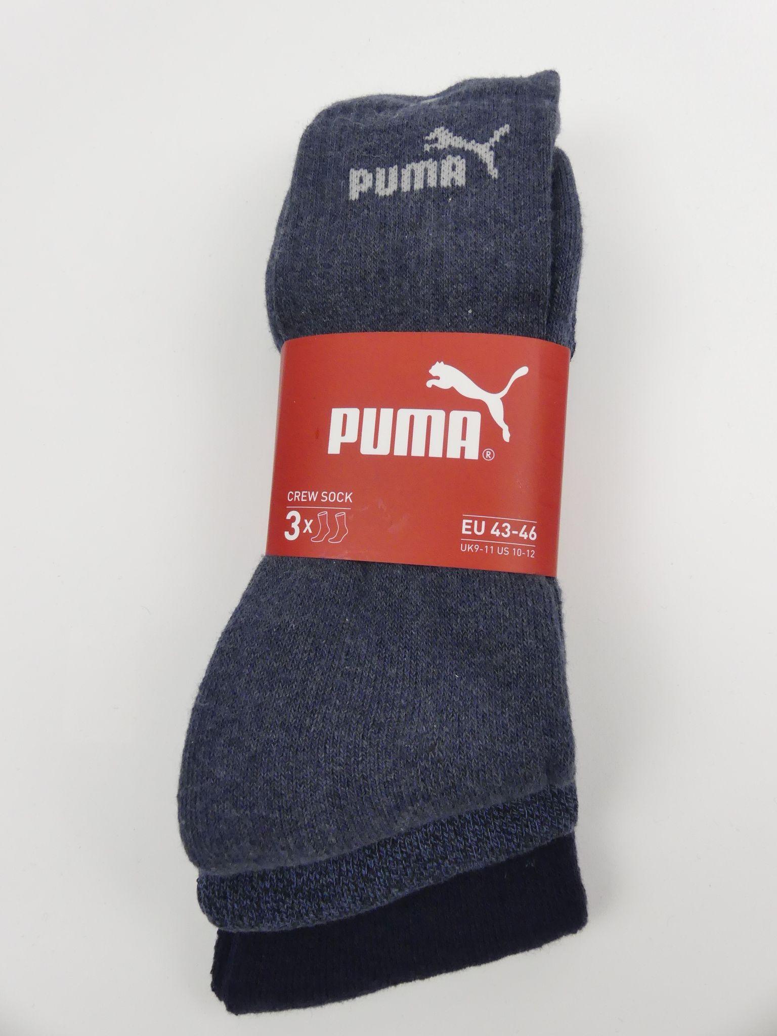 Puma sportsokken