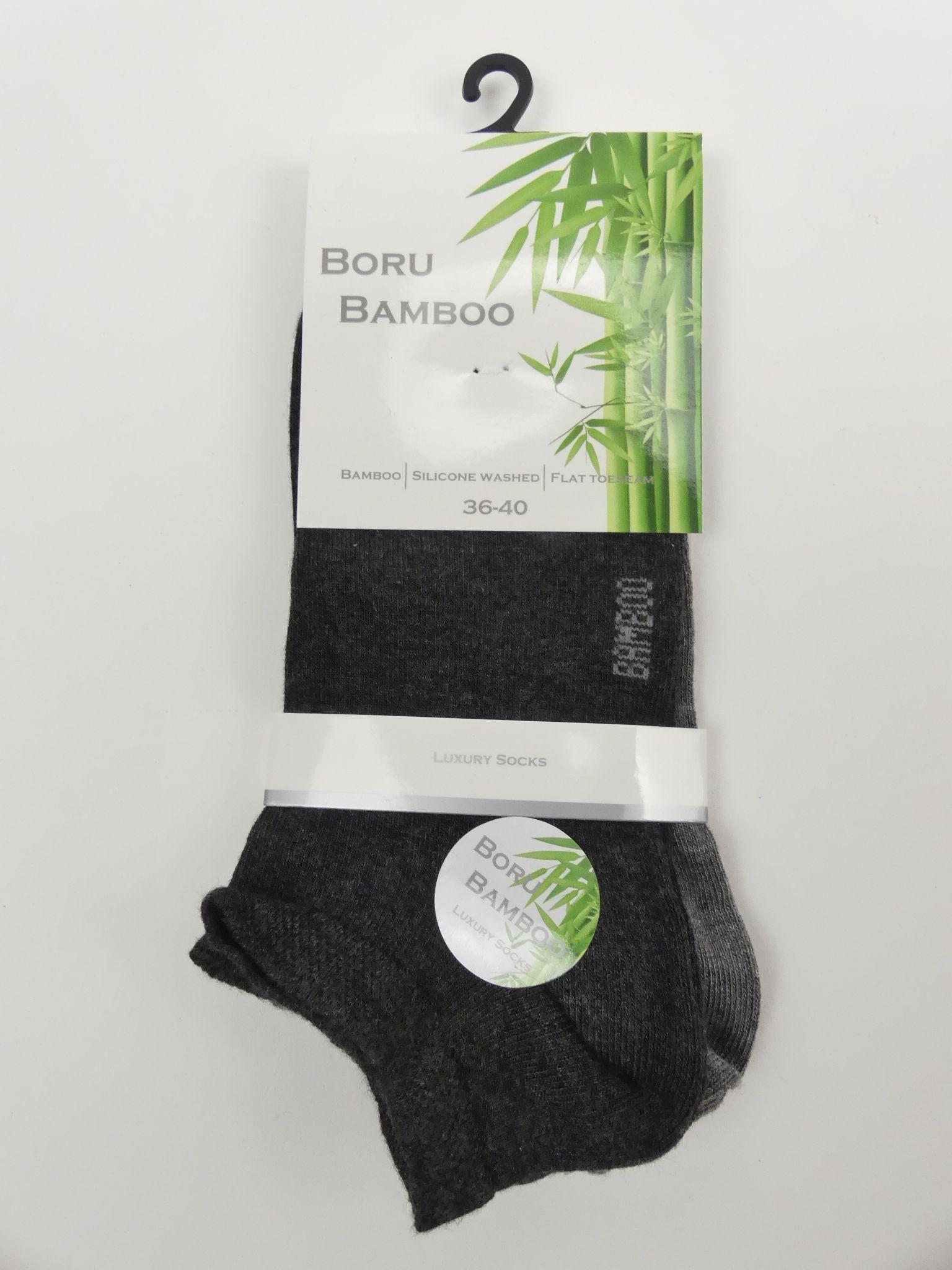 2-pak Bamboe sokken dames